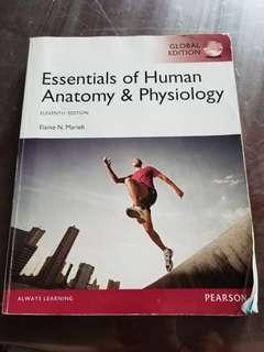 Human Anatomy and Physiology HAP1 book