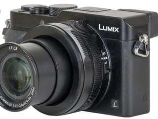 Panasonic LX100 台灣正品【x2 battery+usb charger】