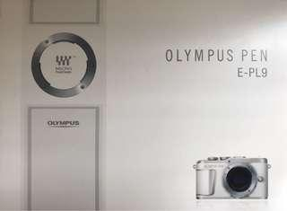 New Olympus Camera