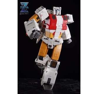 [Preorder] Zeta Toys, ZB-03 Silver Arrow (MP Silverbolt, Superion)