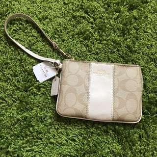 Coach Wristlet for sales