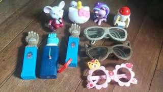 McDonald Toy Collections