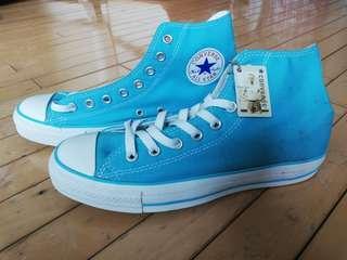 Converse All Star 高筒天藍色帆布鞋 CT All Star SPCL Hi 26.5cm