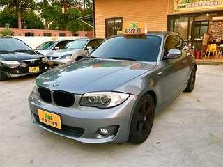 2011 BMW 118d Coupe