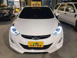 2013 Hyundai Elantra 極光旗艦版👍🏻