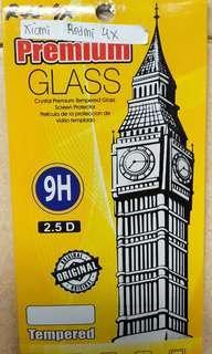 TEMPERED GLASS XIOMI REDMI 4X