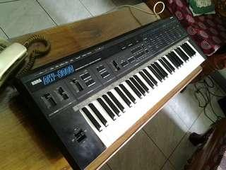 KORG DW8000 Synthesizer