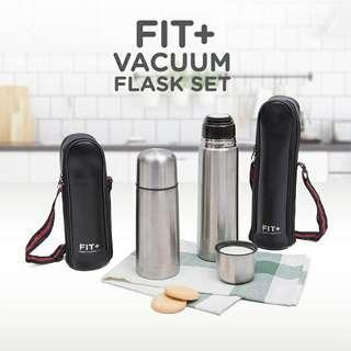 Fit+ Vacuum Flask Set