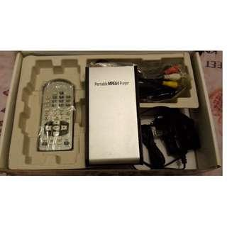 二手Portable MPEG4 Player