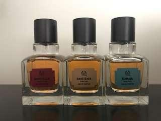 The Body Shop Fragrance Set