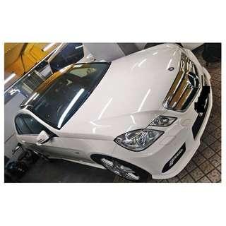 MERCEDES-BENZ E250 AMG 2011