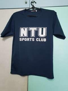 🚚 Team NTU Sport Club Tee