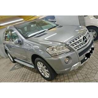 MERCEDES-BENZ ML350 AMG 2011