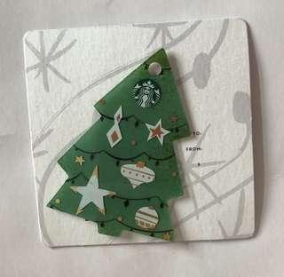 Starbucks Christmas Card