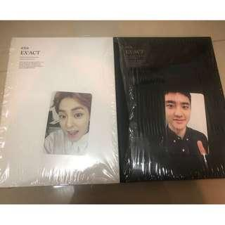 [WTS] EXO ALBUMS