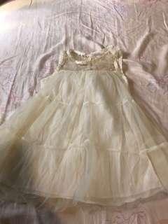 女童洋裝110公分