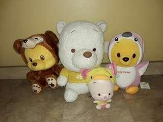 Pooh bundle 4