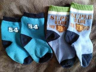 Socks 18-24M