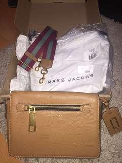 Marc Jacobs brand new tan bag bought from Nordstrom never used