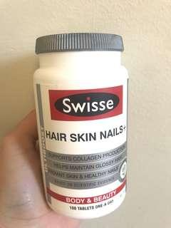 Collagen for hair skin nails