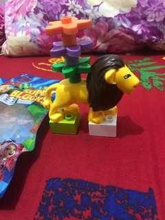 Mainan puzzle motorik