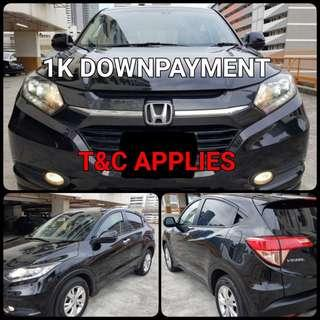 Honda Vezel. $1,000 Downpayment ONLY!! Limited Units! Used Car.
