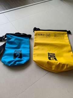 Ocean pack waterproof sling bag