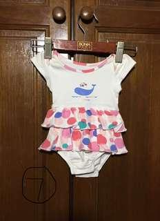 M&S romper NB