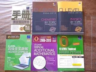 O Level Ten Year Series