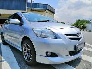 Toyota vios  1.5 s trd sport 2007