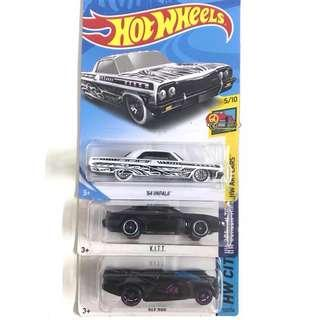 Hot Wheels Combo Q