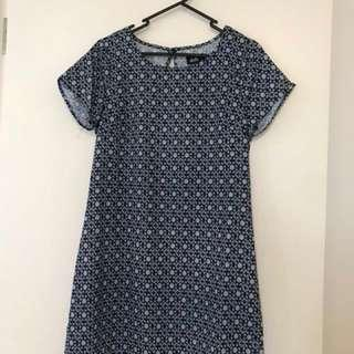 Dotti shift dress