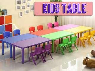 KIDS TABLE / STUDY DESK / MEJA STUDY