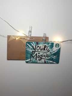 $50 starbucks giftcard