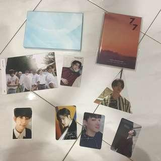 [CLEARANCE SALE] Got7 Photocards, Postcards, Preorder Benefits