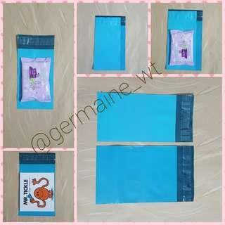 XS Teal Blue Polymailers 💙