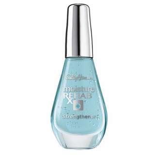 Sally Hansen nail cuticle moisturiser moisturizer moisture rehab strength hydrate