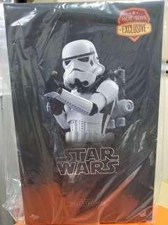 Hot toys 白兵 H.T. Spacetrooper (SW Celebration Excl)
