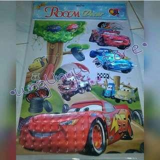 [SALE] WALLSTICKER CARS