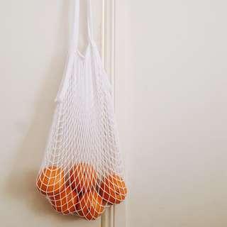 Netted Bag