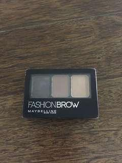 Maybelline Fashion Brow #Everything18
