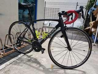 Full Carbon Btwin cf 900