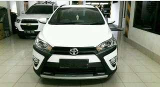 Yaris heykers 1.5 Matic 2017