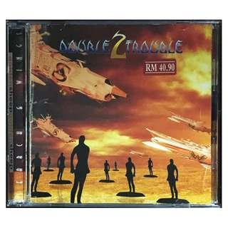 SEARCH & WINGS - Double 2 Trouble 1998 BMG CD (1st PRESS)