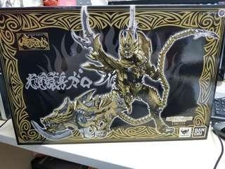 SIC Bandai 魂限定 牙狼 黃金騎士 光覺獸身連啡盒