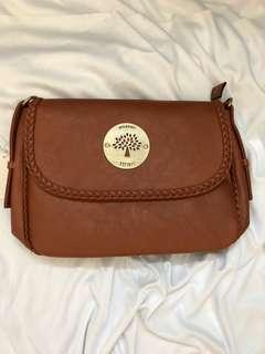 Mulberry Sling bag Camel