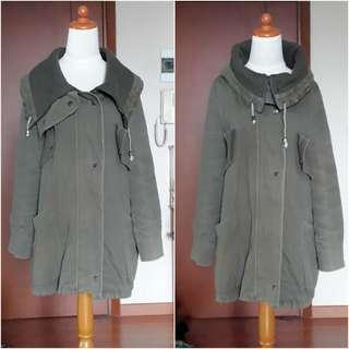 Korean parka / coat / spring autumn winter coat / korean jacket / jaket korea / parka korea / outer / sweater