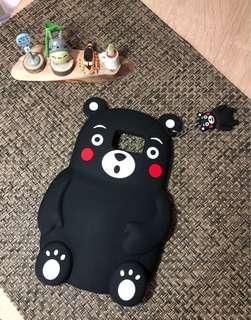 🚚 熊本熊手機殼