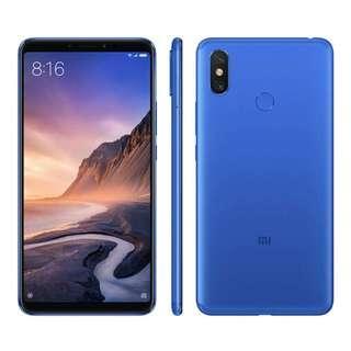 Mi Max 3 128gb Blue