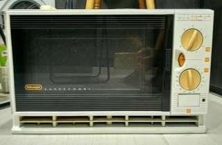 Convection plus microwave oven